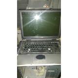 Notebook Olivetti Olibook 500 - Para Usar O Repuestos