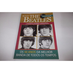 Revista - The Beatles - 50 Anos Da Melhor Banda Todos Tempos