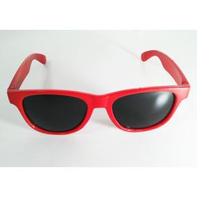 5c9ae60efc58c Óculos De Sol Proteção Uv400 Vermelho   Preto Way - Geek