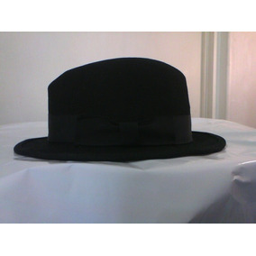 5b35c41b487d6 Sombrero Nvo Orig Modelo Gangster Color Negro Para Hombre