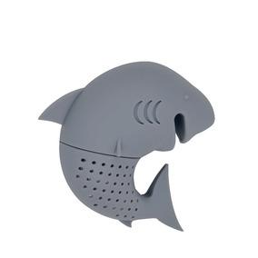 Redlemon Infusor De Té En Forma De Tiburón 100% Lavable
