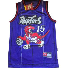 Camisa Toronto Raptor Vince Carter Dinossauro