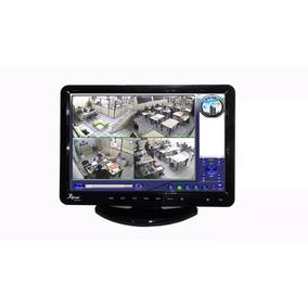 Tv 15,4 Polegadas C/ Controle + Serve Como Monitor E Tem Dvd