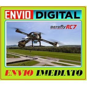 Aero Fly Rc7 Simulador De Avião E Drone - Envio Imediato