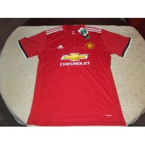 Camiseta Manchester United Titular adidas 2018 Oficial