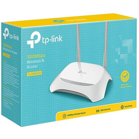 Router Inalambrico N 300 Mbps Tp-link Mod. Tl-wr840n Nuevo