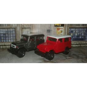 Toyotas Fj40 Macthbox 1/64