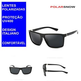 Óculos De Sol Masculino Polarizado Proteção Uv400 55adf2dbed