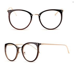 b0d274e845cdb Oculo Grau Retro Vintage Masculino - Óculos no Mercado Livre Brasil
