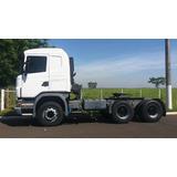 Scania G 470 6x4 - Diferencial Longo Cambio Ower Driver