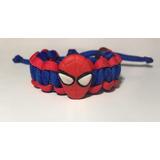 Pulsera Paracord Spiderman