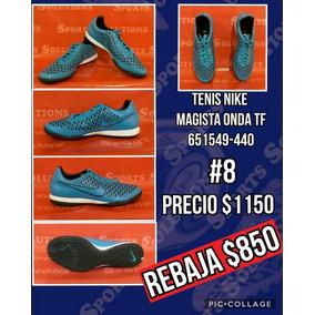 Magista Azul - Tacos y Tenis de Fútbol en Mercado Libre México c72bc2c538b24