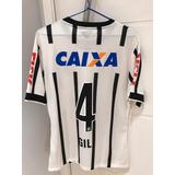 Camisa Do Corinthians Gil 4 no Mercado Livre Brasil c4aad9aafafd7