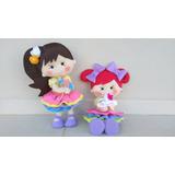 Bonecas Personalizadas Chuva De Benção Em Feltro