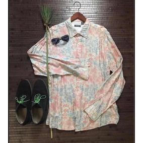 Camisa Marca Kenneth Cole. 100% Original. T/ Xl Usada