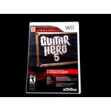 ¡¡¡ Guitar Hero 5 Para Nintendo Wii !!!