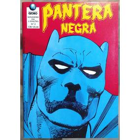 Pantera Negra - Editora Globo - Completa [1e2] - Impecável!