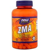 Zma Now Foods 180 Cápsulas Aumento Testosterona Now Sports