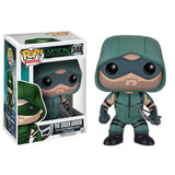 Funko Pop Television #348 Arrow Serie Green Arrow Nortoys