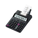Calculadora Casio 12 Digitos C/bobina P/4 Pilhas Hr-100tm