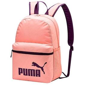 Mochila Puma Phase Backpack 075487-14 Rosa Dama Pv