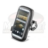 Suporte De Celular Interphone Moto E Bike Unicase 60 Grande