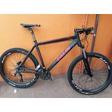 Bicicleta Caloi Tudo Shimano Freio Hidraulico Rada Shimano