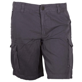 Bermuda Hang Loose Walk Cargo - Cinza