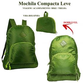 Mochila Ultra Compacta - Mochilas no Mercado Livre Brasil 123036801bc21