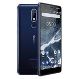 Nokia 5.1 Single Sim 16gb+2ram Android One Nuevo