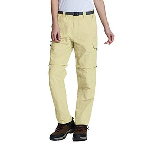 Pantalones De Carga Convertibles De Secado Rapido Para Mujer a4c722bb8f3