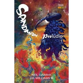 Sandman: Prelúdio - Volume 1 - Panini (lacrado)