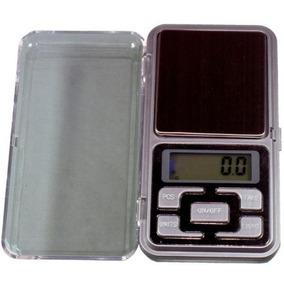 Kit 2 Balança Precisão P/joias/ouro/pedras 0,1g X 500g Mini