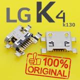 Kit 10 Pcs Conector De Carga - K130 K4 - Original