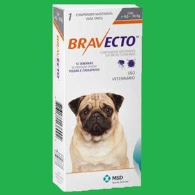Bravecto Antipulgas E Carrapatos P Caes De 4,5 A 10kg