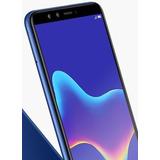 Huawei Y9 2018 32gb Con 4 Camaras( Dual) Detector De Huella