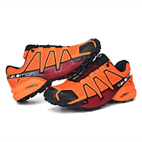 Salomon Esped Cross 4 Naranja.terracota