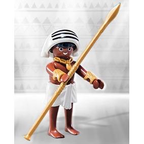 Playmobil Figuras Série 10 - Guardião Do Templo Egípcio