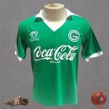 Camisa Retro Goias Esporte Clube no Mercado Livre Brasil a31e88b1f3ff3