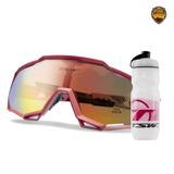 Oculos Bike Attitude Proteção Ares 3 Lentes Cor Preto no Mercado ... 0c3826324e