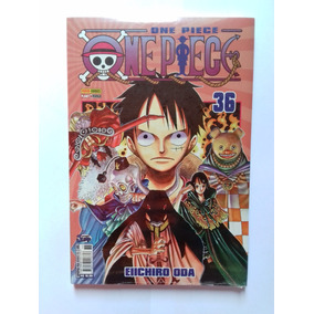 Mangá One Piece Nº36