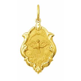 Pingente Divino Espírito Santo Ouro - Pingentes no Mercado Livre Brasil b2e2b0858b