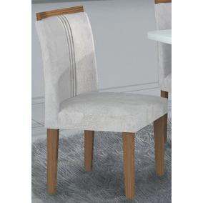 Cadeira Atenas 100% Mdf (kit Com 2 Cadeiras)- Leifer Móveis