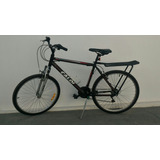 Bicicleta Caloi Aluminum Sport - Quadro Alumínio Aro 26 21m
