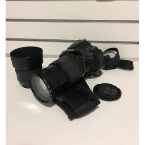 Câmera Nikon D5100 + 2 Lentes + Acessórios