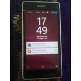 Celular Sony Xperia Z1 Compact. Libre. A Reemplazar Tactil