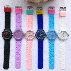 54f0a2bd1a8 50 Relógios Coloridos Femininos Barato Atacado Revenda. 1 vendido - São  Paulo · Kit Com 30 Relógios adidas Colors (atacado)