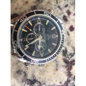 e9a03110691 Relogio Omega 007 Planet Ocean 0001 5007 - Relógio Masculino no ...