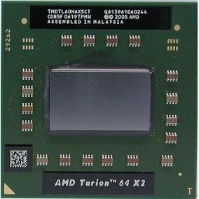 Procesador Amd Turion 64x2 Socket S1 (portatiles)