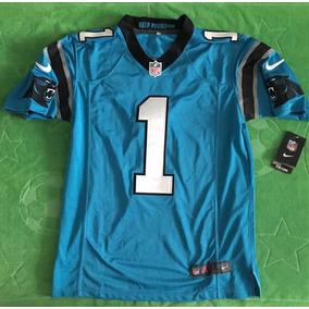 Jersey Carolina Panthers Panteras Azul Local Cam Newton 1 58b3a0393